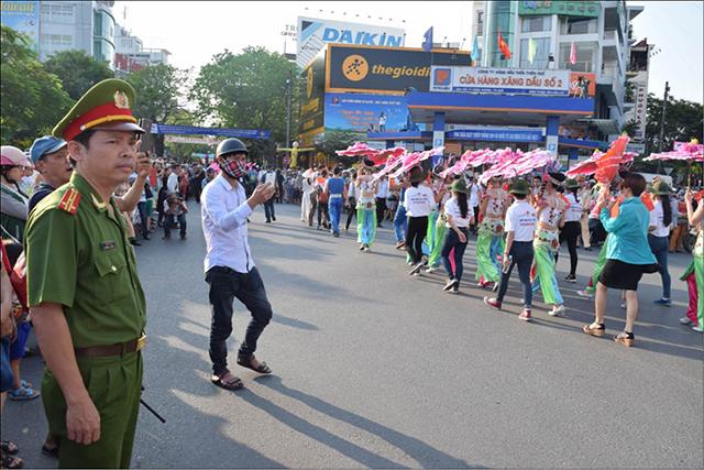 An toàn cho Festival Nghề truyền thống Huế